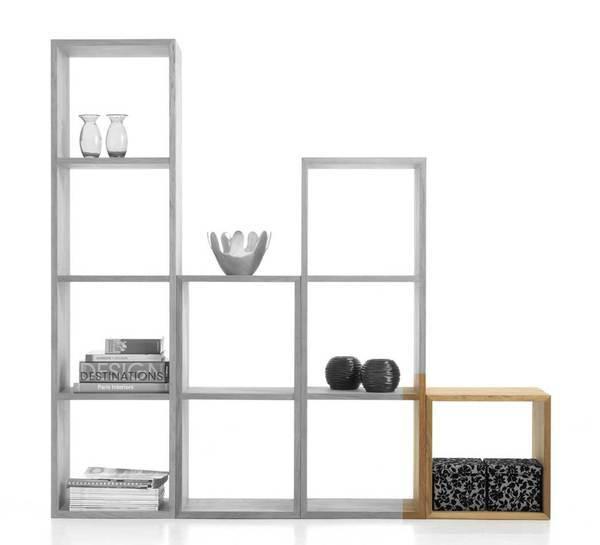 Cube 1 Section Unit