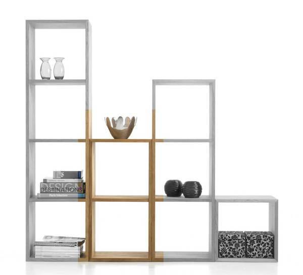 Cube 2 Section Unit