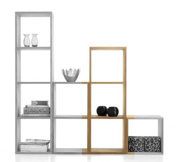 Cube 3 Section Unit
