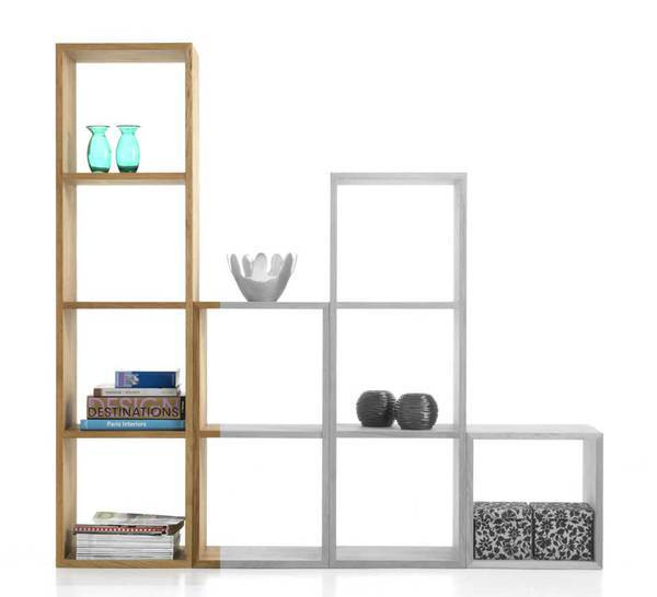 Cube 4 Section Unit