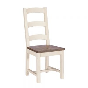 Pennines Wooden Seat Dining Chair CL02