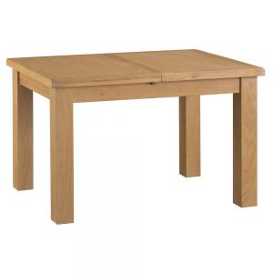 Oakley Rustic 125-175cm Ext Dining Table