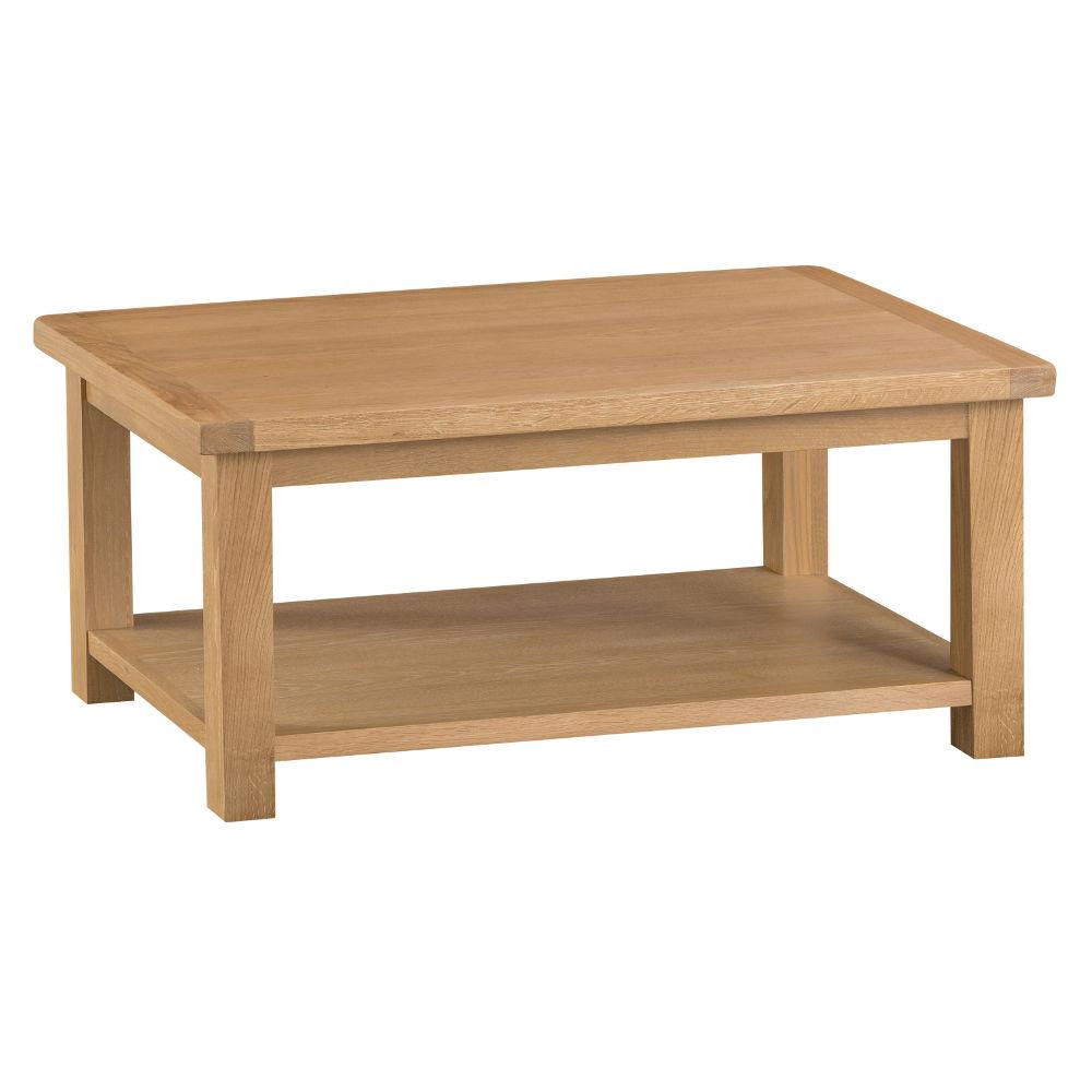 Oakley Rustic Coffee Table