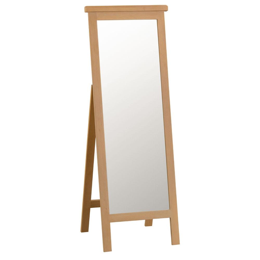 Oakley Rustic Cheval Mirror