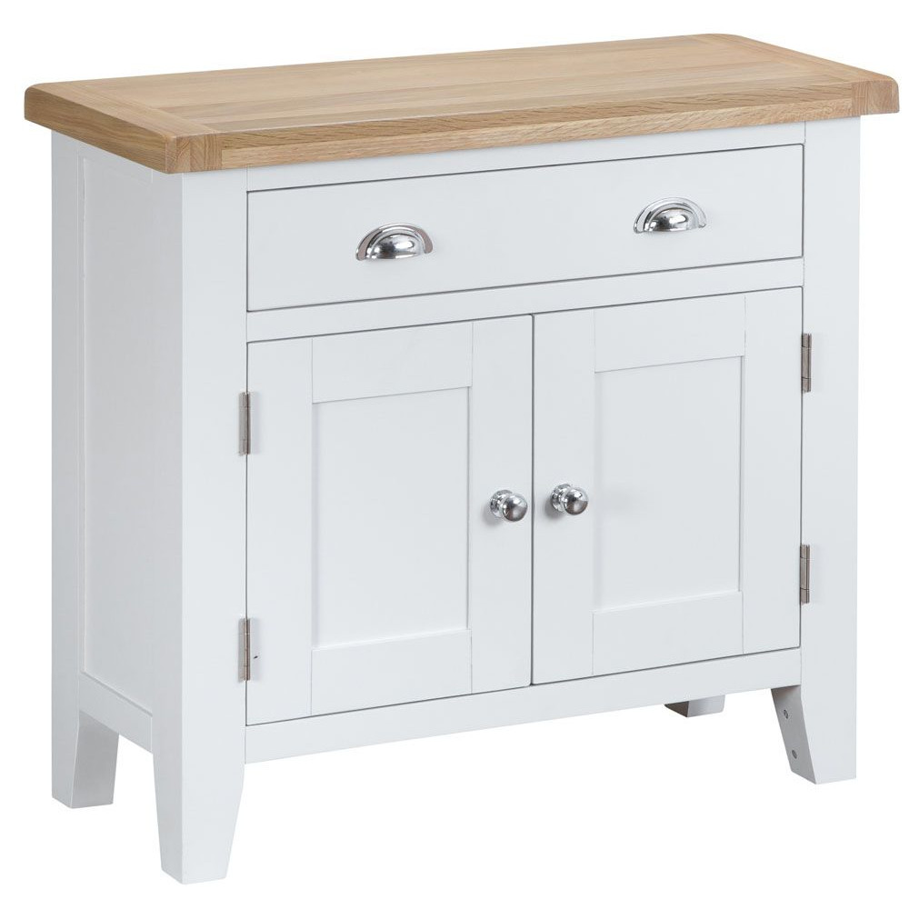 Henley White Small Sideboard