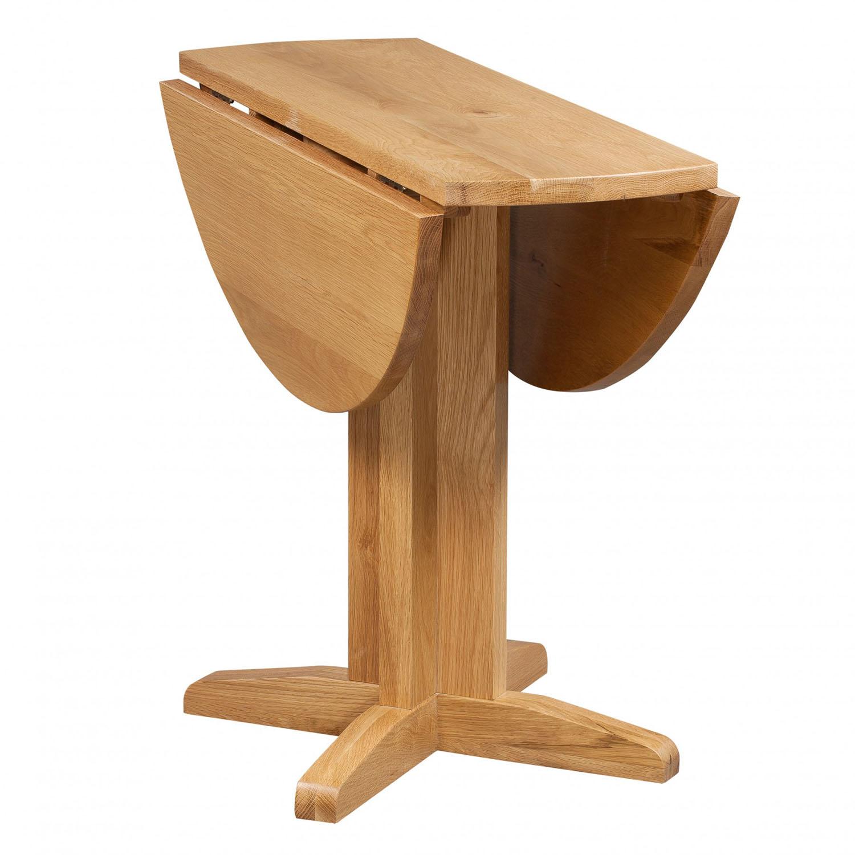 Maiden Oak Drop Leaf Table