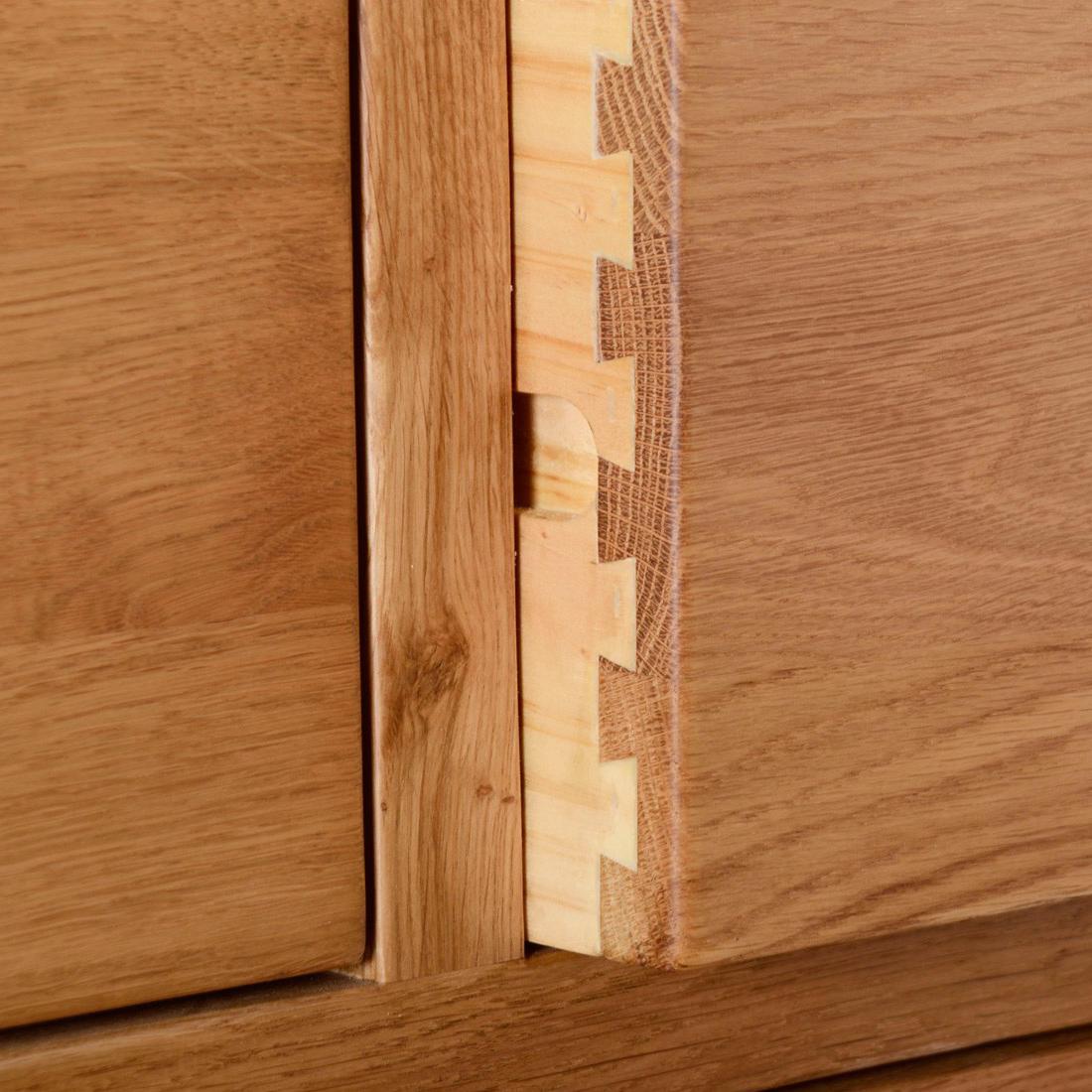 Maiden Oak 2 Door Sideboard