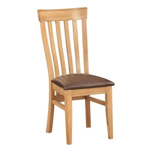 Maiden Oak Toulouse Chair