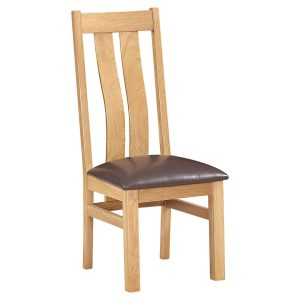 Maiden Oak Arizona Chair