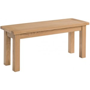 Maiden Oak 90cm Bench