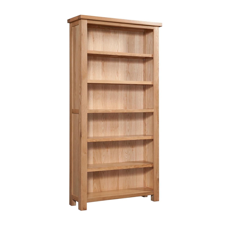 Maiden Oak 6ft Bookcase