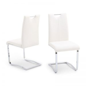 Riga Dining Chair White