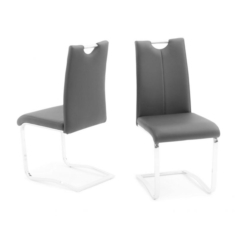 Riga Dining Chair Grey