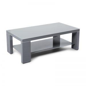 Berlin Coffee Table Dark Grey