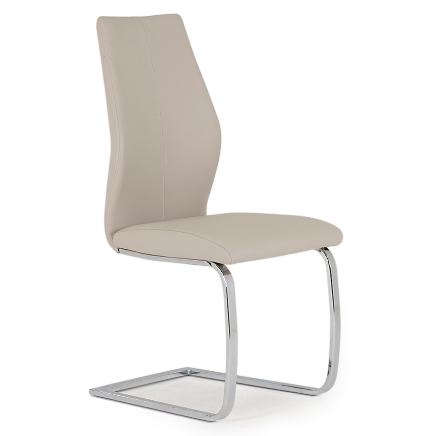 Eclipse Dining Chair - Taupe