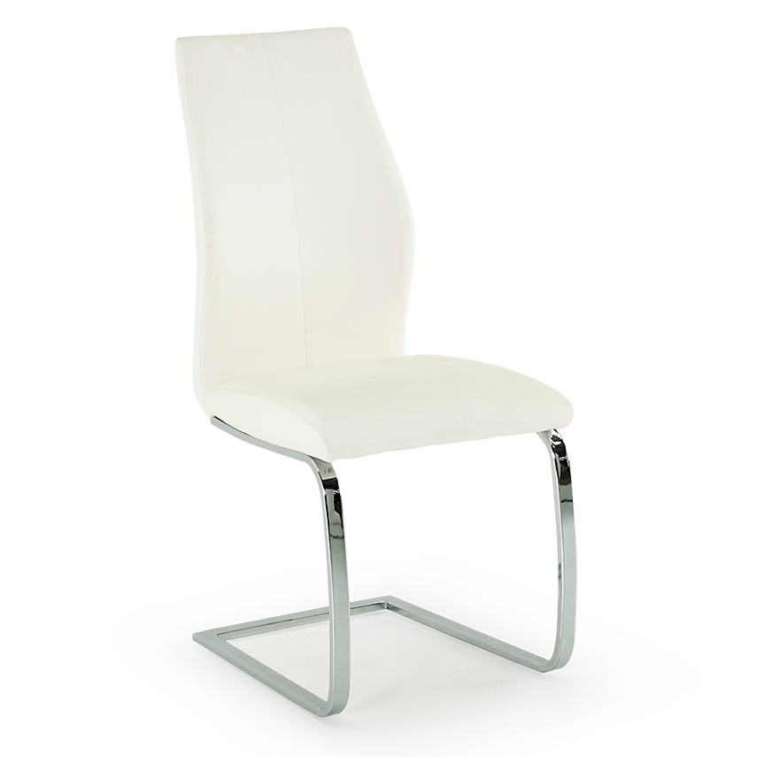 Eclipse Dining Chair - White