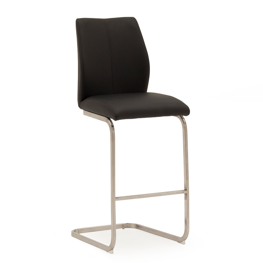Irma Bar Stool - Black
