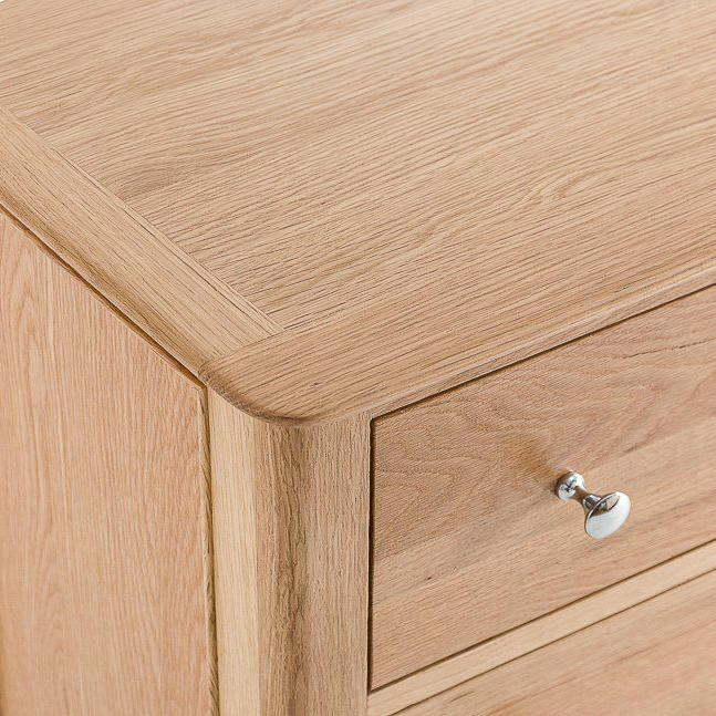 Woodley 3 Drawer Chest