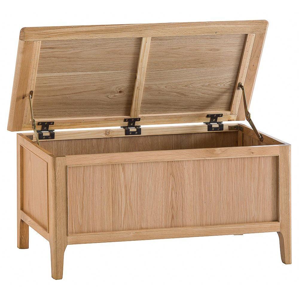 Woodley Blanket Box