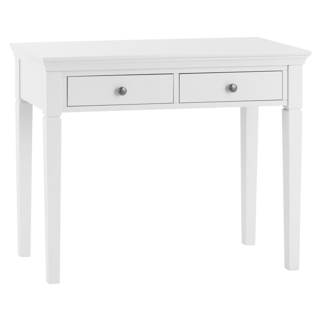 Croft White Dressing Table