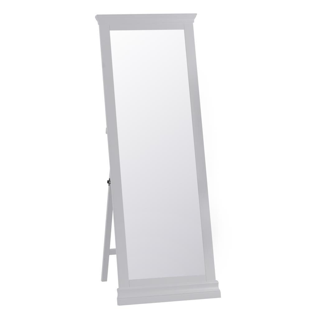 Croft Grey Cheval Mirror