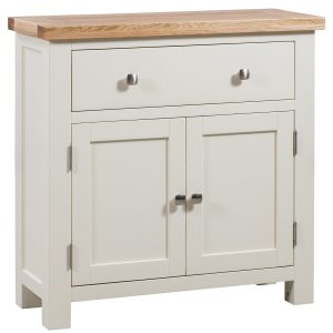 Maiden Oak Painted Compact Sideboard