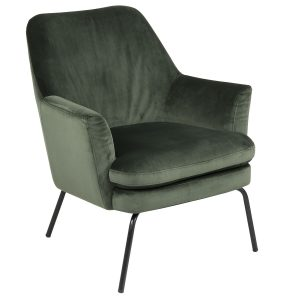 Jade Accent Chair - Green