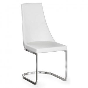 Sofia Dining Chair White