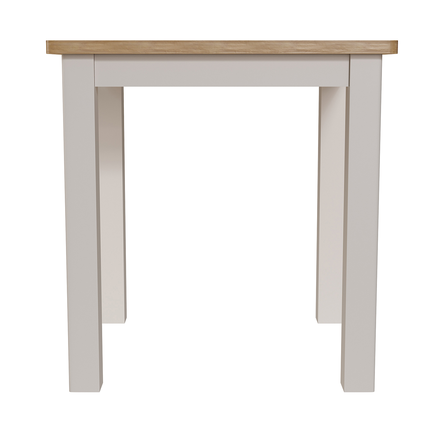 Chiltern Dove Fixed Top Table