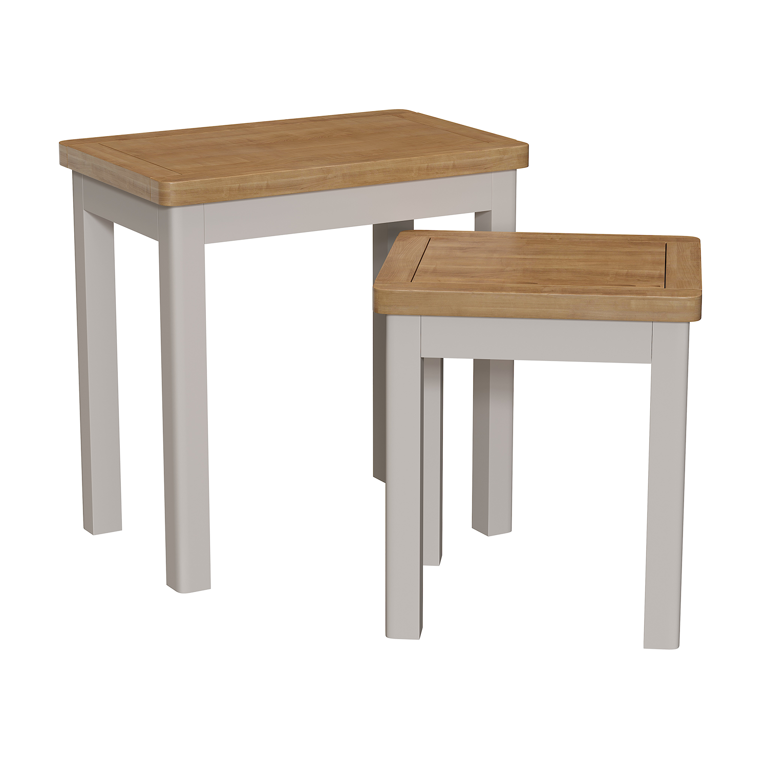Chiltern Dove Nest of 2 Tables