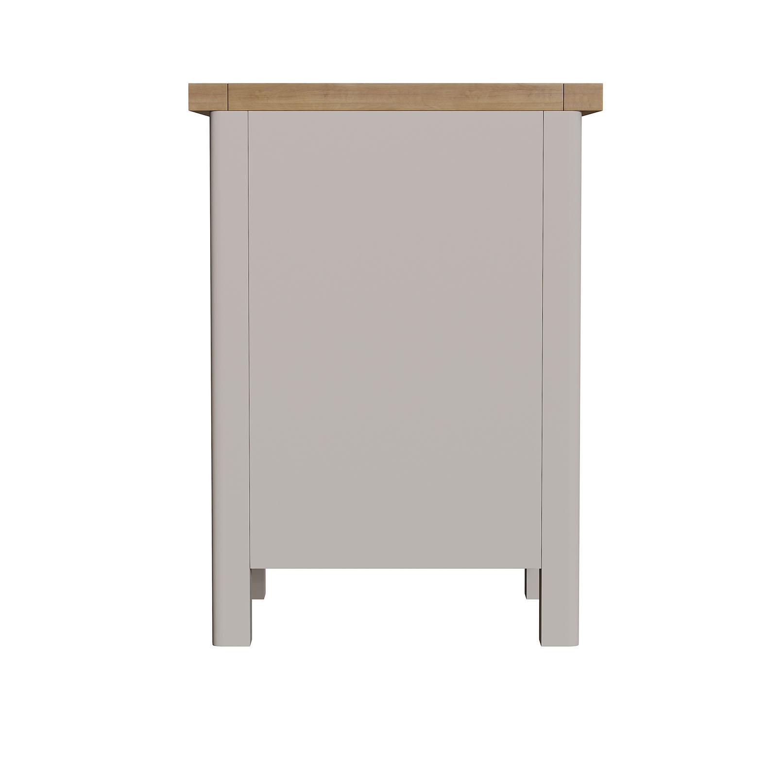 Chiltern Dove 3 Drawer Bedside