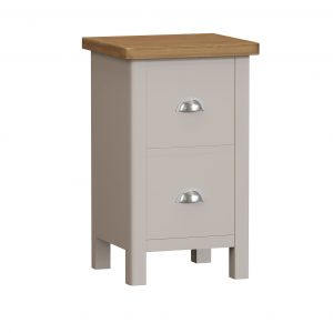 Chiltern Dove Small Bedside Chest