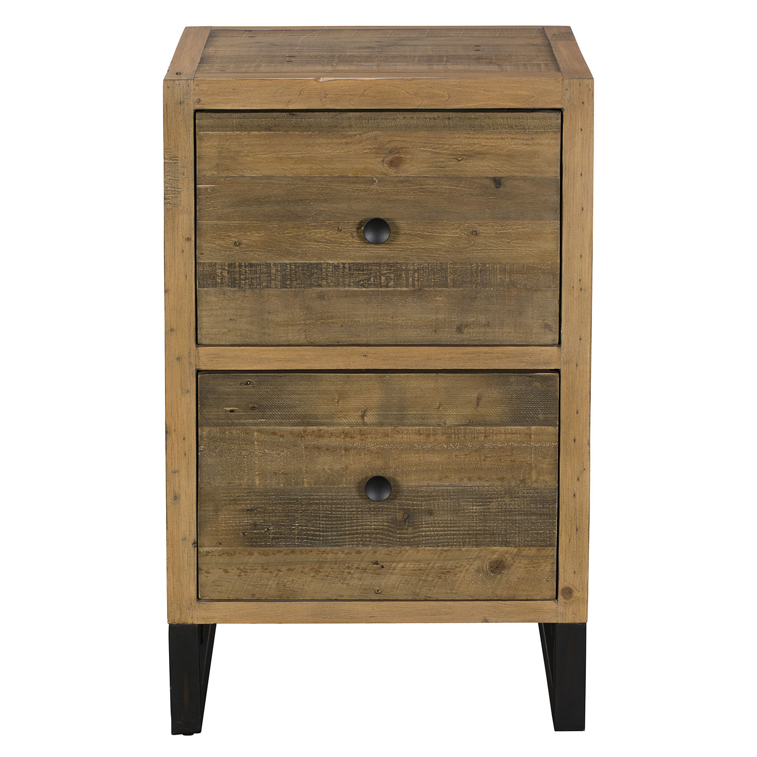 Lincoln 2 Drawer Filing Cabinet