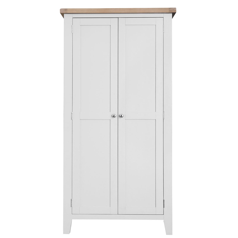 Henley White Full Hanging Wardrobe