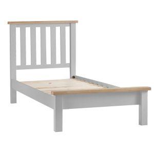 Henley Grey 90cm Bedstead