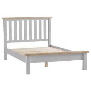 Henley Grey 150cm Bedstead