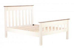 Pennines 5ft King Size Panel Bedstead (150cm) CT13
