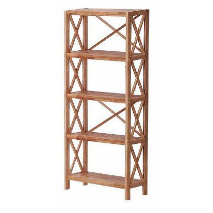 Regal Oak 5 Shelf Unit