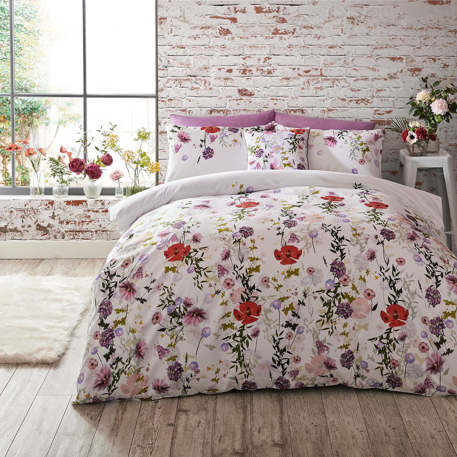 Ted Baker Hedgerow Pillowcase Pair