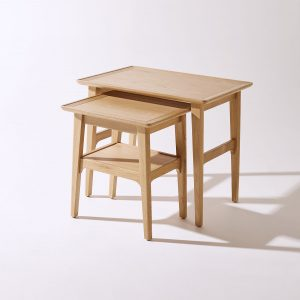 G Plan Cabinet Conti Nest of Tables