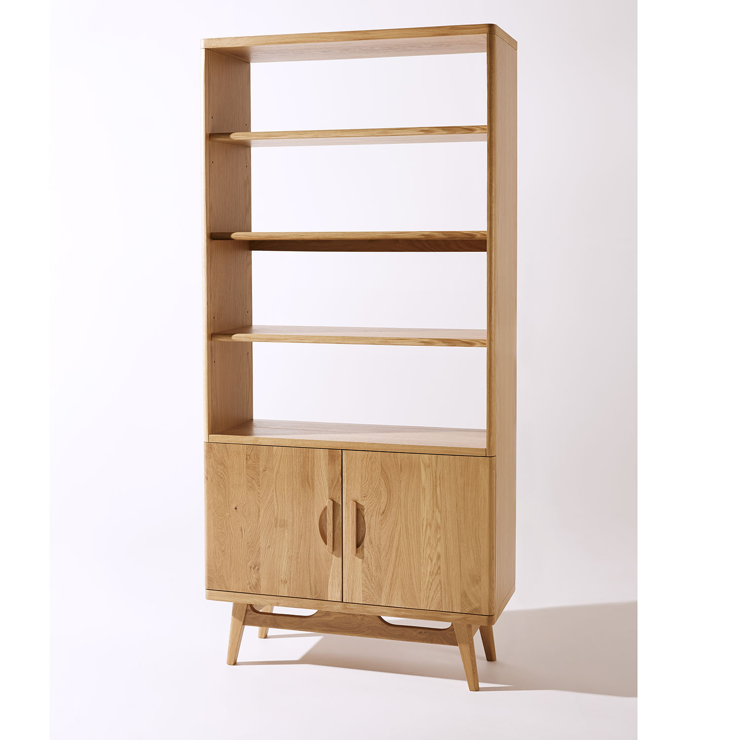 G Plan Cabinet Conti 2 Door Storage Unit