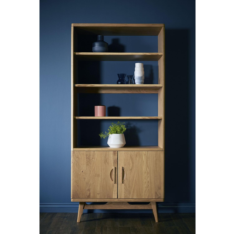G Plan Cabinet Conti 2 Door Storage Unit