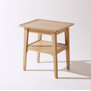 G Plan Cabinet Conti Side Table with Shelf