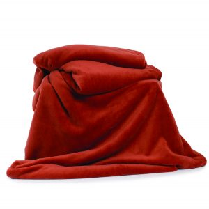 Deyongs Snuggle Touch Throw 140x180 Chutney