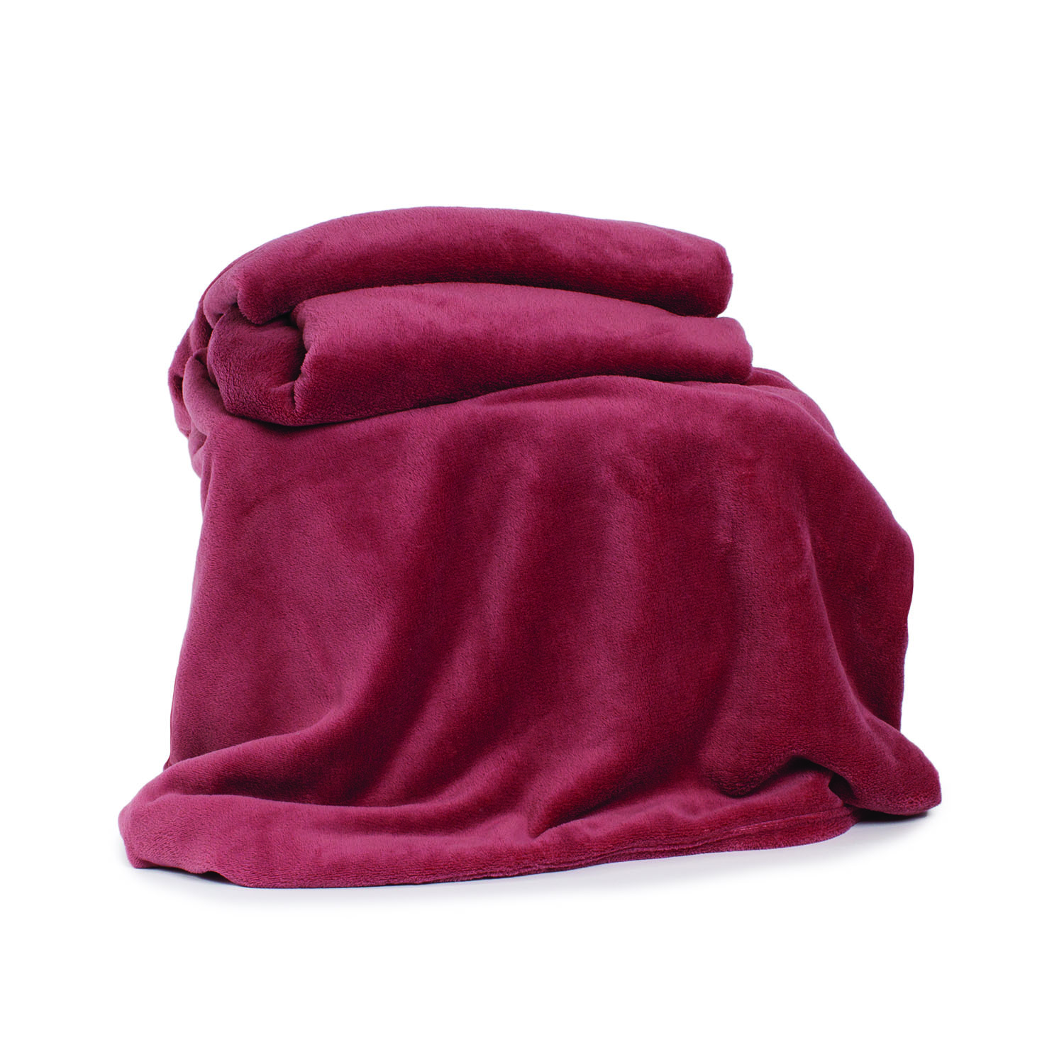 Deyongs Snuggle Touch Throw 140x180 Rose