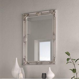 Rectangular Silver Frame 75x105
