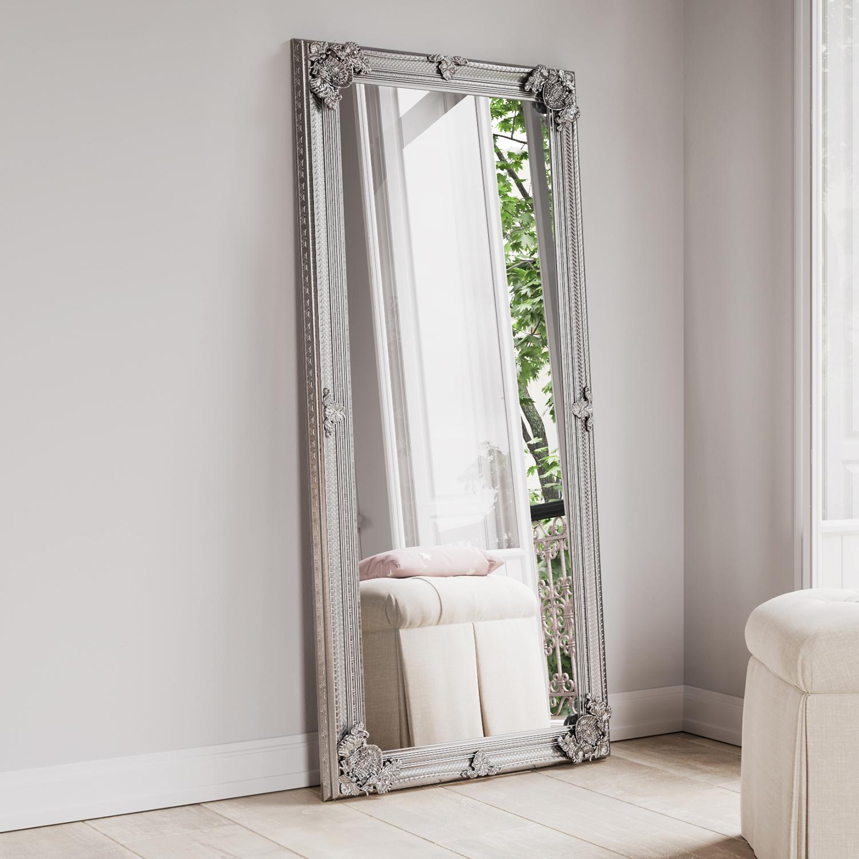 Leaner Silver Frame 80x175