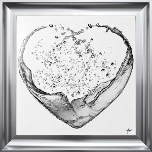 Heart Splash Picture 68x68