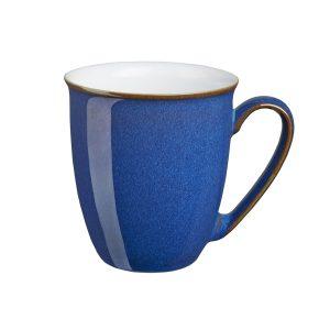 Denby Imperial Blue Coffee Mug