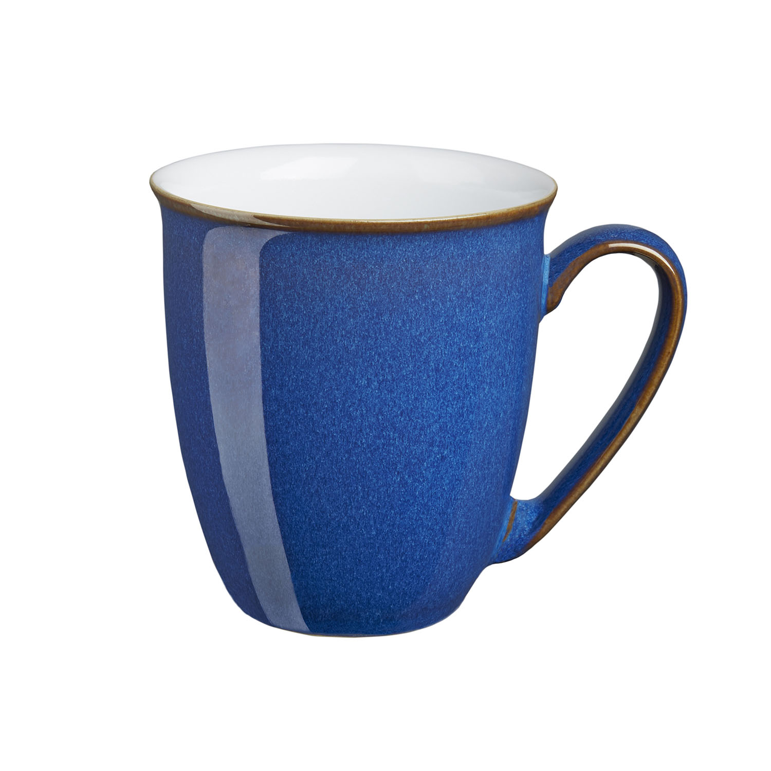 Denby Imperial Blue Coffee Mug